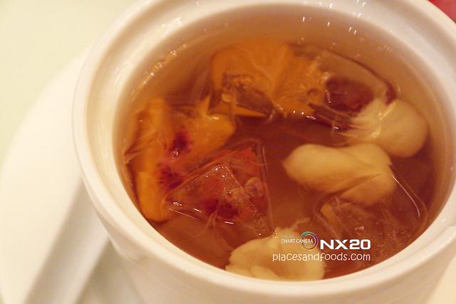 xin cuisine aloe vera