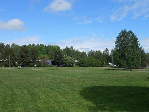 Nurminäkymä, Pohjois-Tapiola Espoo 31.5.2014