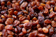 Raisins / Rosinen