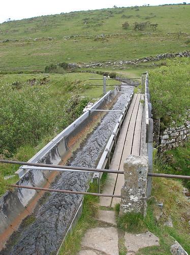 Aquaduct Devonport leat