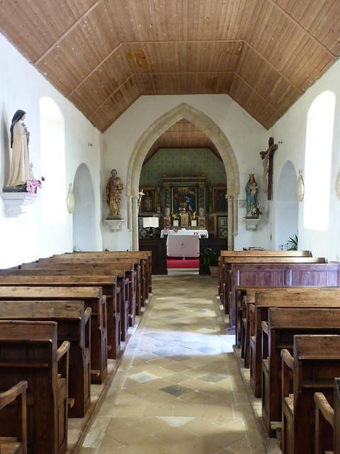 120 Église de Grenneville, Crasville