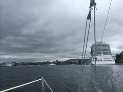 Trip to Oslo for company workshop