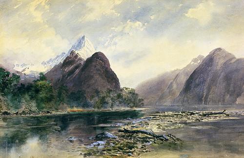 002- Pico Mitre-Nueva Zelanda-Hodgkins, William Mathew 1880-Museo Te PapaTongareva