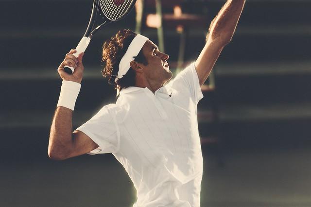 Roger Federer outfit