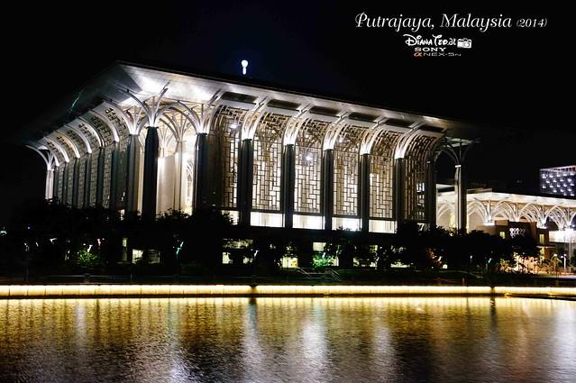 Putrajaya - Tuanku Mizan Zainal Abidin Mosque