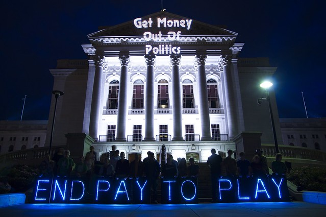 End Pay for Play