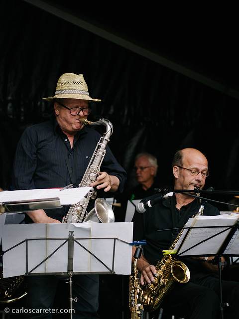 Festival de jazz en Copenhague (DK)