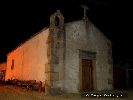 49 - провинция Португалии - маленькие города, посёлки, деревушки округа Каштелу Бранку