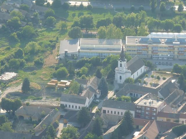Tata, református templom
