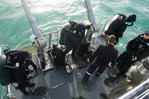 Equipo de Submarinistas Franco-Aleman