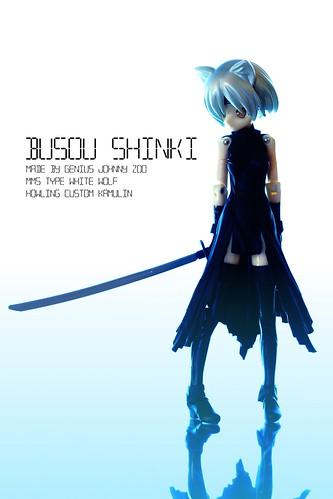 彩女:BUSOU SHINKI