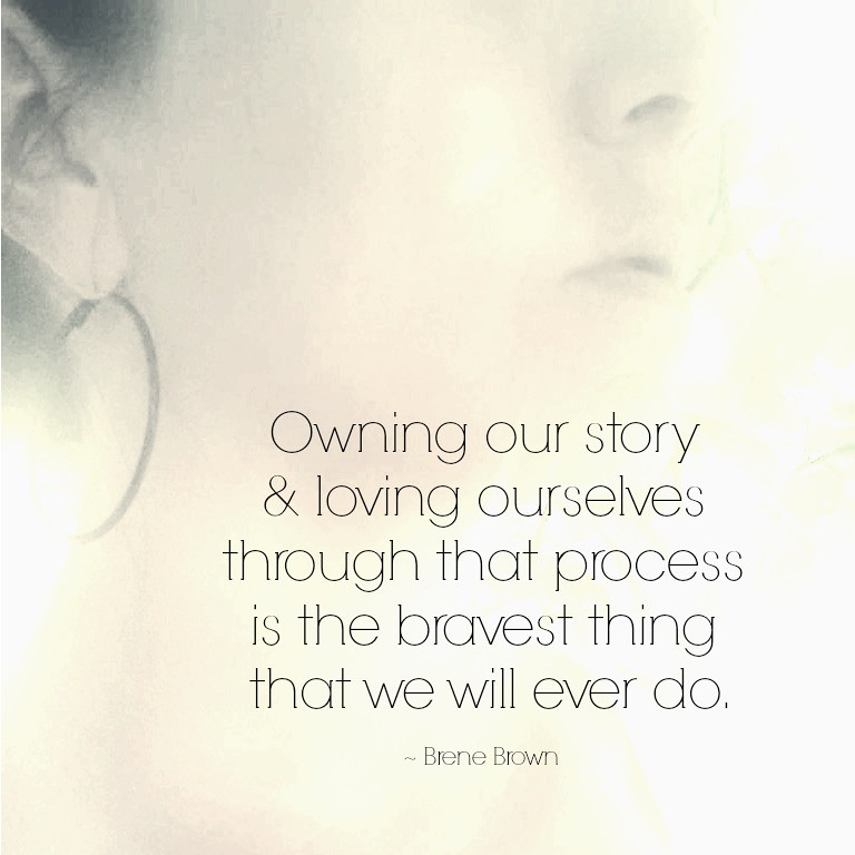{owning your story}