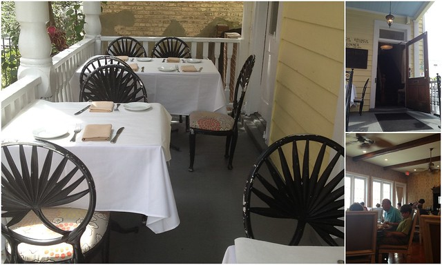 Poogan's Porch, Charleston SC