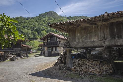 Rincones de Espinaredo, Asturias
