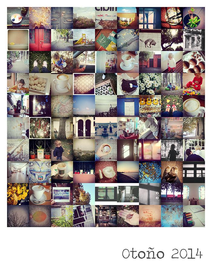 90 días de otoño en Instagram