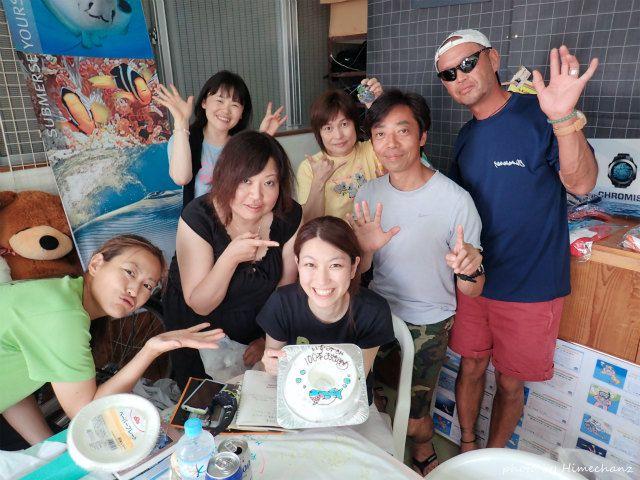 本日の集合写真♪2014/6/22
