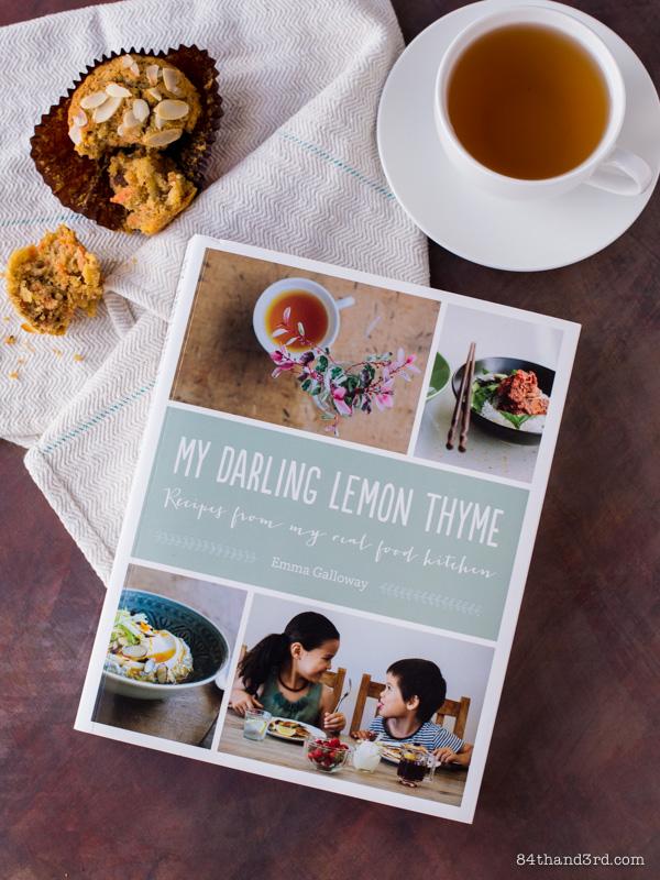 Gluten-Free Carrot Cake Muffins - 'My Darling Lemon Thyme'
