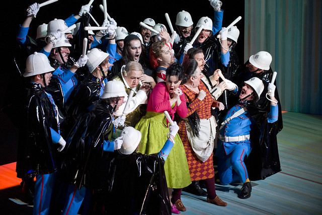 Il barbiere di Siviglia, The Royal Opera © ROH / Mike Hoban 2011