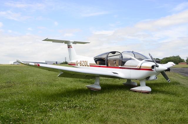 G-BZOL Robin R.3000