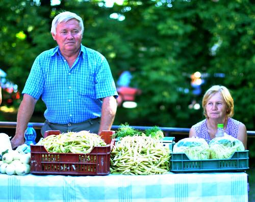 Szentendrei piac