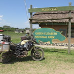 Welcome to Queen Elizabeth National Park, Uganda