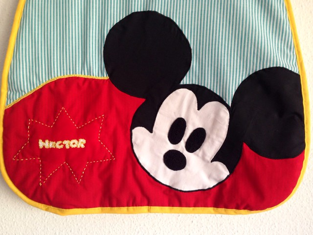 sleeping bag mickey