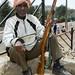 Simien Mountain Scout with a Gun - Debark, Ethiopia