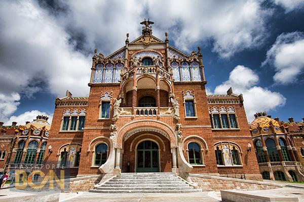 Hospital de Sant Pau, Barcelona