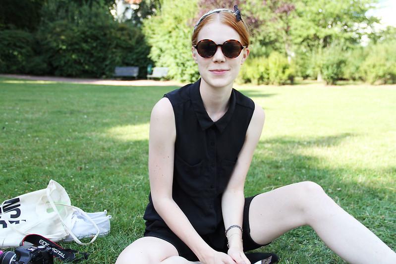 picknick med Maria i parken!