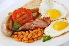 Engels-ontbijtje