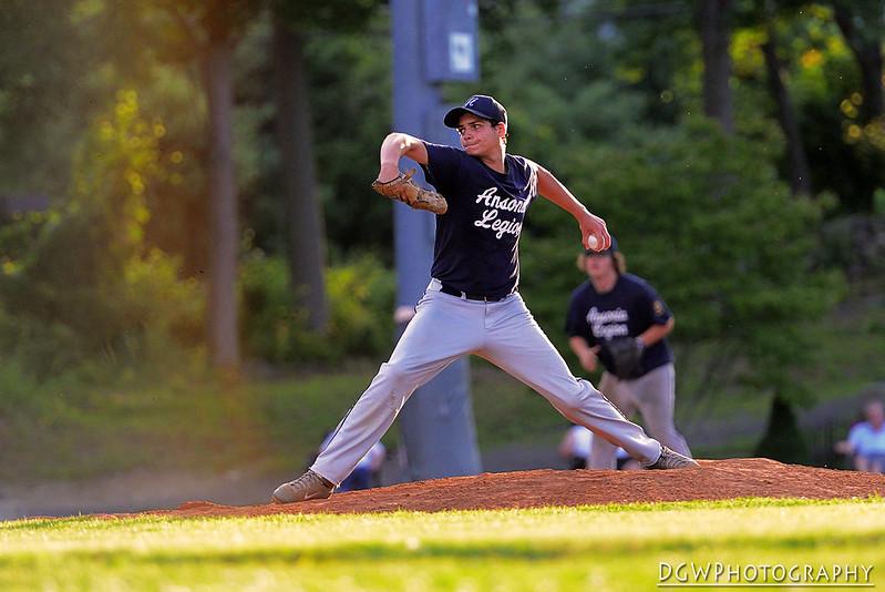 Shelton vs. Ansonia American Legion Baseball