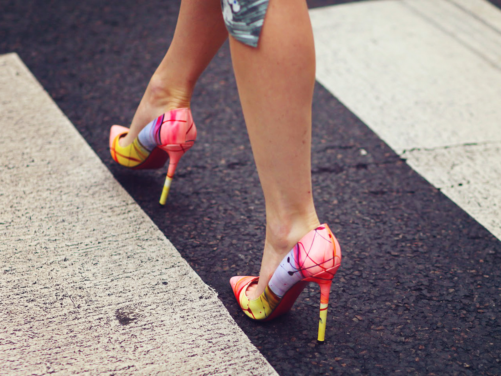 Pointed Shoes, Stilettos | Zapatos en punta, Stilettos