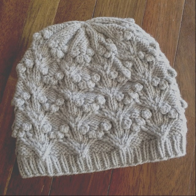 Finished for my trip to the Sequoia National Park but it was too warm to wear, even at 7,000ft! #knitting #quinceandco #tinyowlknits
