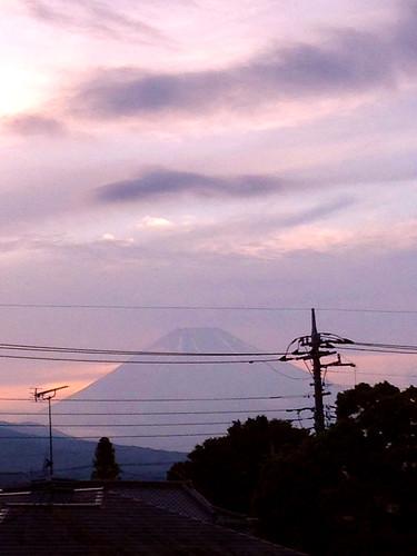Mt.Fuji 富士山 7/12/2014