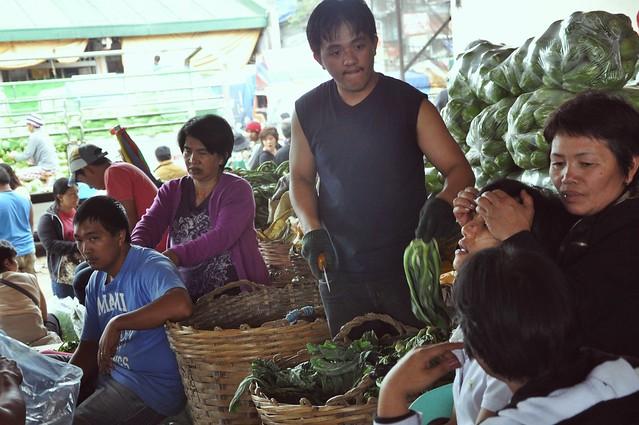 La Trinidad  Vegetable Market 8