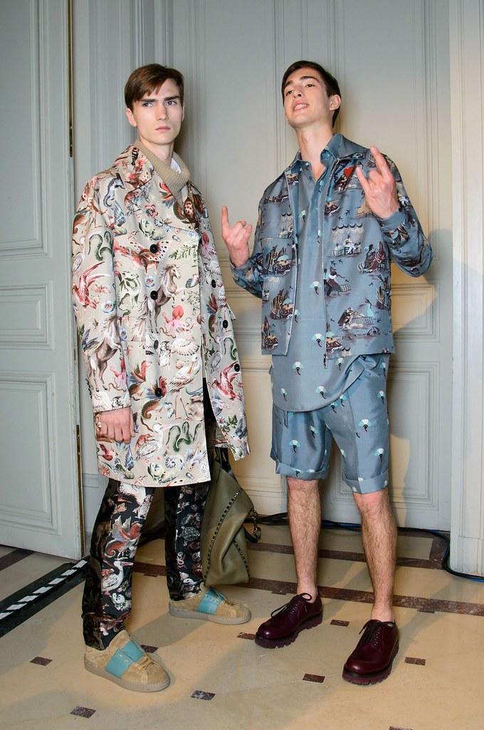 SS15 Paris Valentino431_Gryphon O'Shea, Fando Alaguerateguy(fashionising.com)