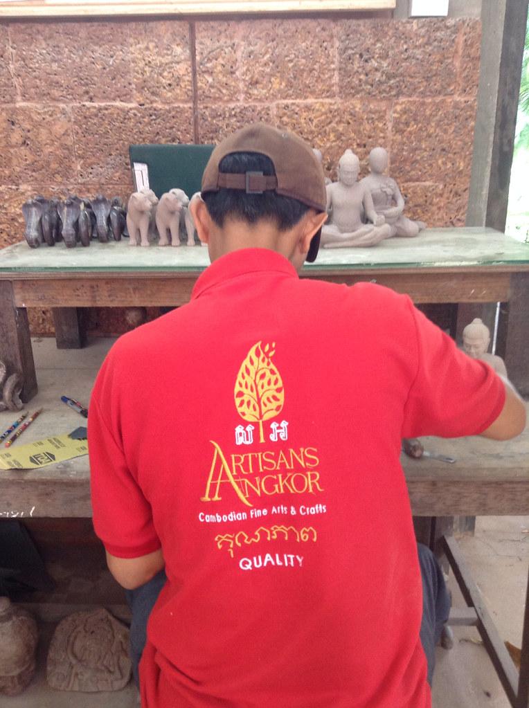 Siem Reap Artisan Village