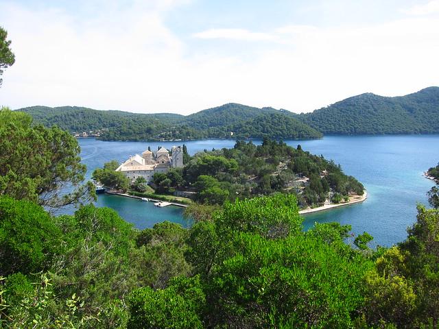 Island in a Lake on an Island