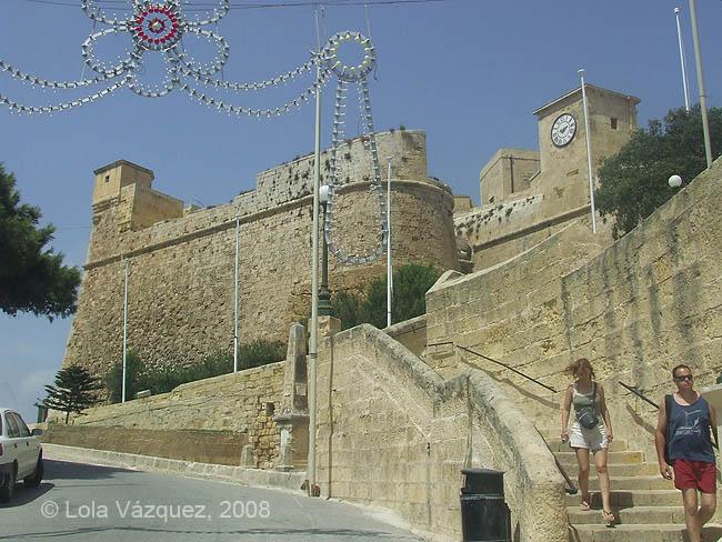 Murallas de la ciudadela. © Lola Vázquez, 2008