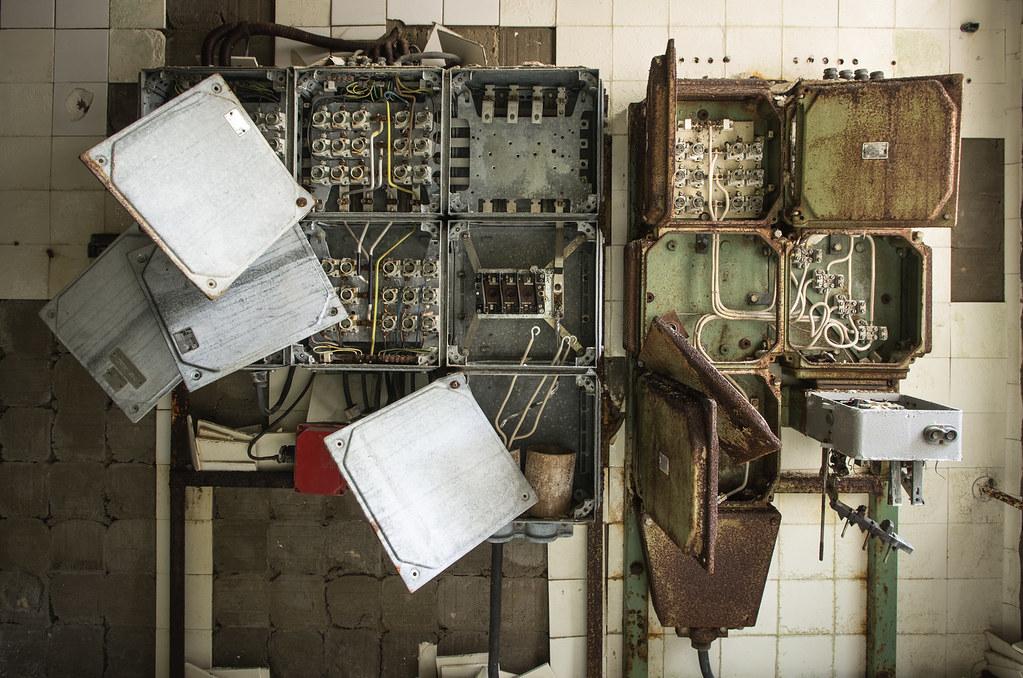 Berlin urbex - Sanatorium Beelitz-Heilstatten -