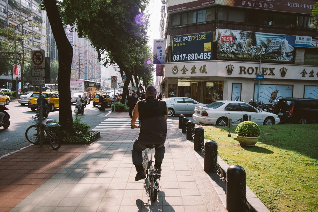 台北單車遊記 台北單車遊記 轆轆遊遊。台北單車遊記 (上) 14690096572 19bb01a6db o