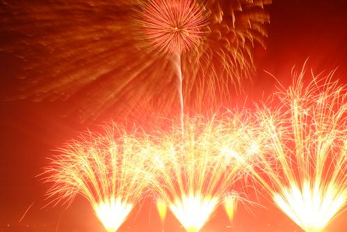 Toride Tone-River Fireworks Festival 2014 63