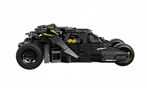 LEGO Ultimate Collector's Set The Tumbler 04