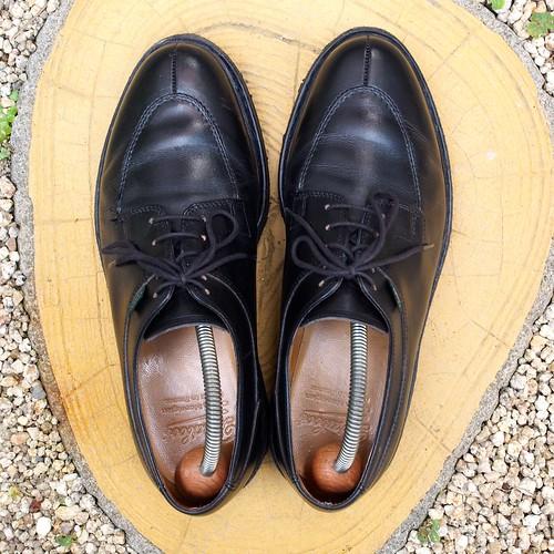 ある営業マンの靴Paraboots AVIGNON