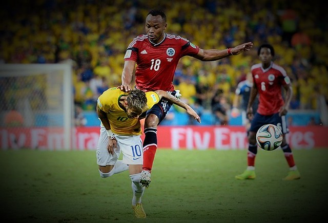 Neymar Jr World Cup 2014
