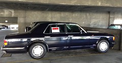 mercedes-benz 450sel 6.9(0.0), mercedes-benz 600(0.0), automobile(1.0), executive car(1.0), rolls-royce silver spirit(1.0), vehicle(1.0), mercedes-benz w108(1.0), sedan(1.0), land vehicle(1.0), luxury vehicle(1.0),