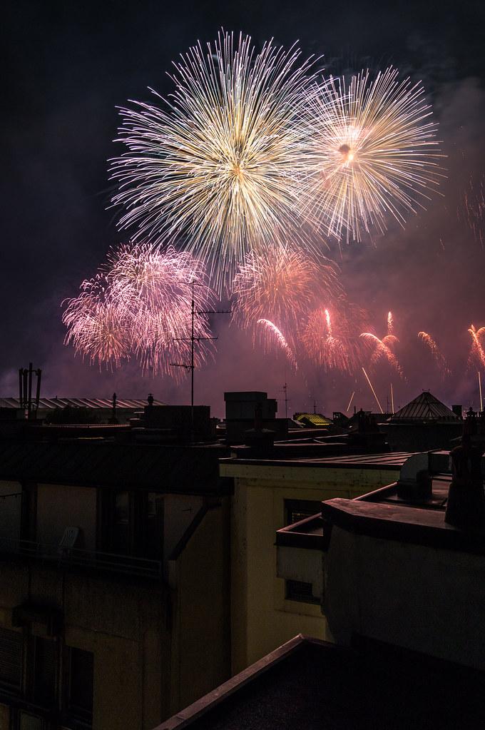 Fireworks, Fêtes de Genève