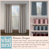 {what next} Maison Drapes for Fifty Linden Friday