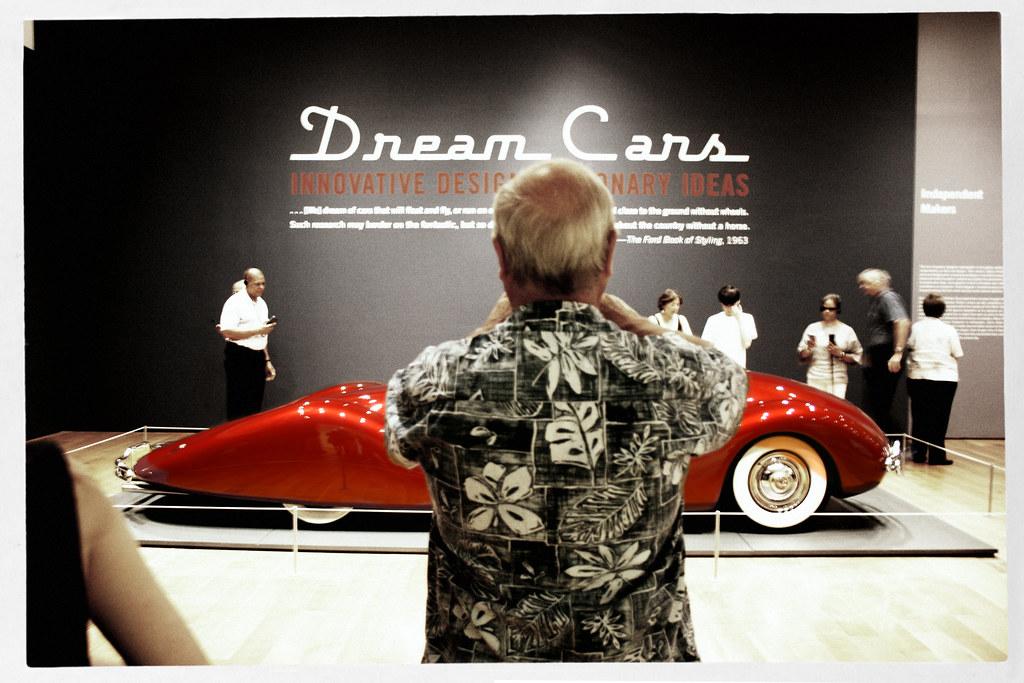 Dream Cars Exhibit 2014