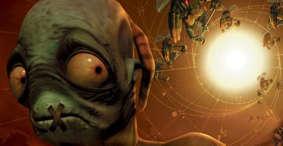 Oddworld New 'n Tasty PS4